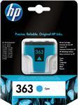Inktcartridge HP 363 C8771EE blauw
