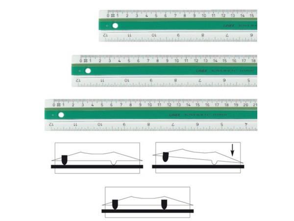 Liniaal Linex super S30 30cm
