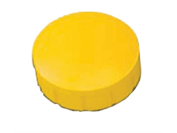 Magneet Maul Solid 15mm 150gr geel