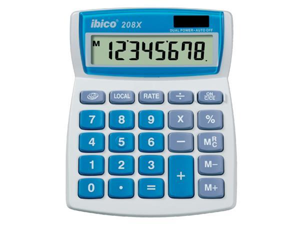 Rekenmachie IBICO 208X