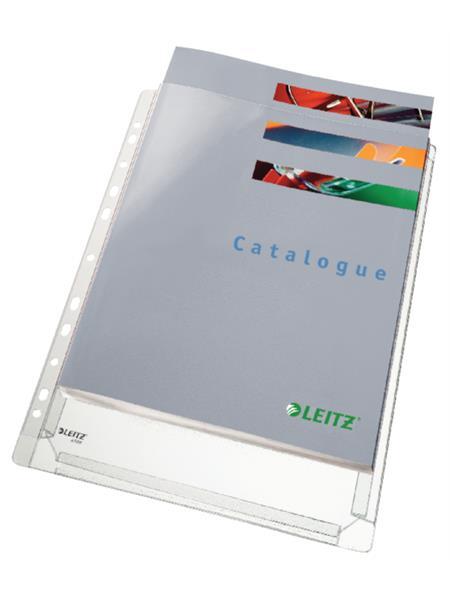 Showtas Leitz expansievouw A4 PVC 10st
